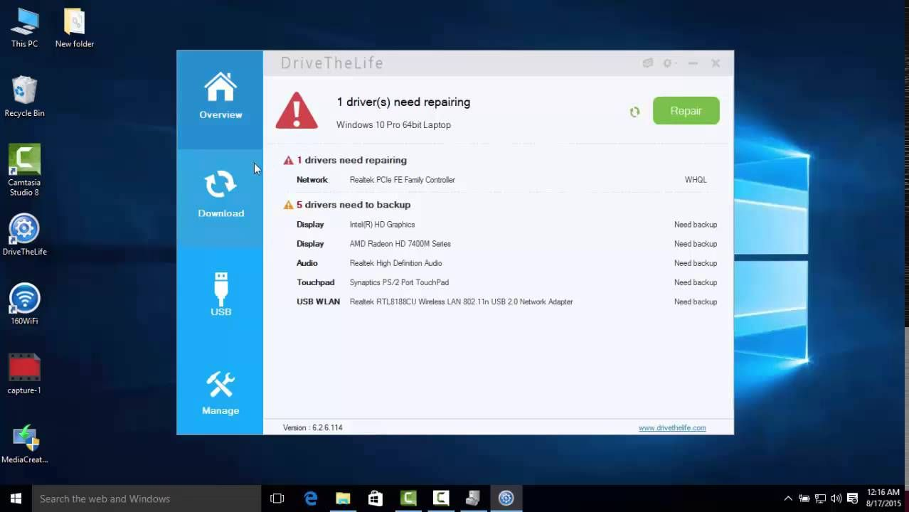 Fix Wifi Not Working After Windows 10 Upgrade By Updating Drivers Windows 10 Windows Wifi