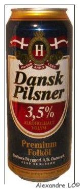 Cerveja Dansk Pilsner 3 5 Estilo Standard American Lager