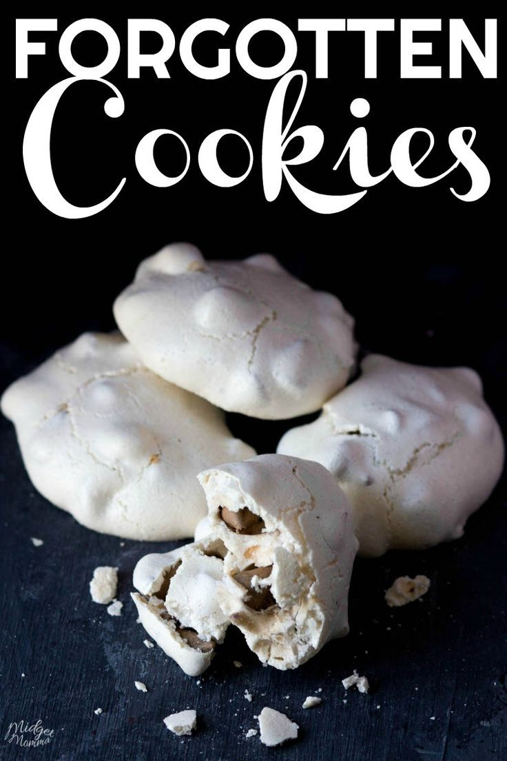 Easter Cookies Recipe - Easter Resurrection Cookies