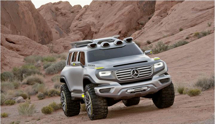 The Best Wild Road Trip Car Of Future Mercedesbenz 2025 Ener
