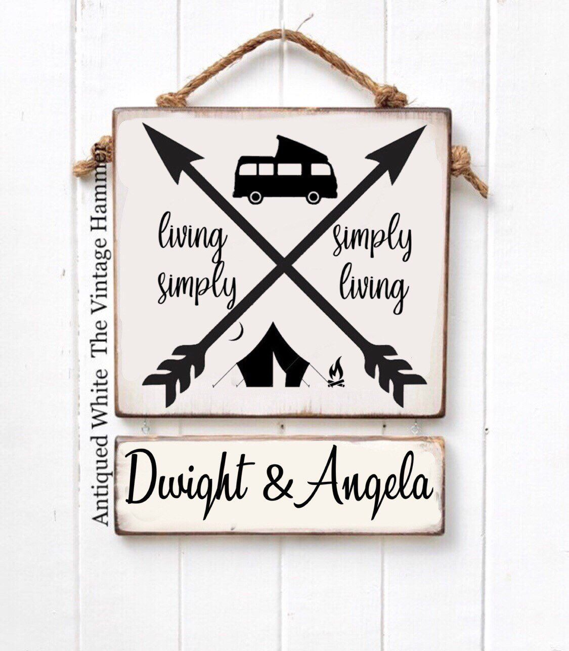 Camper Sign Rv Sign Wood Sign Sayings Customizable Camping