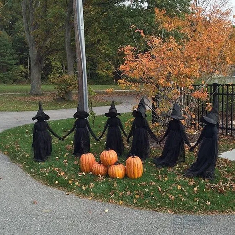54 Most Creative DIY Halloween Decorations Ideas You Must