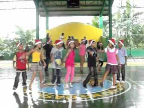 JINGLE BELL ROCK DANCE version of grade 5 students (ST.MARY'S ACADEME AN...   Dance, St mary