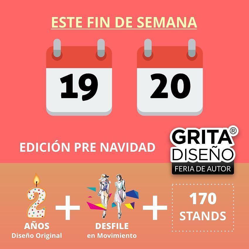Mañana Y Pasado Los Esperamos En Grita Diseño En El Buenos Aires Design Una Fiesta De Diseño Y Emprendedores Con Entra Instagram Posts Instagram Gaming Logos