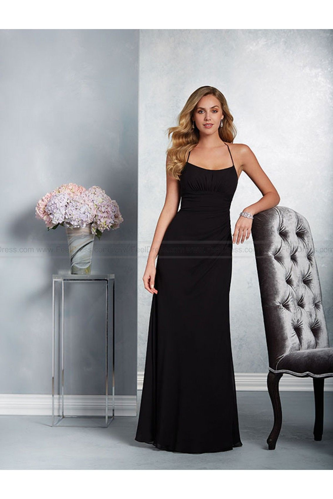 Alfred Angelo Bridesmaid Dress Style 7417 New