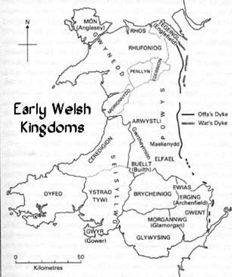 Kings Of Gwynedd British Ruler Of Eboracum York The Early
