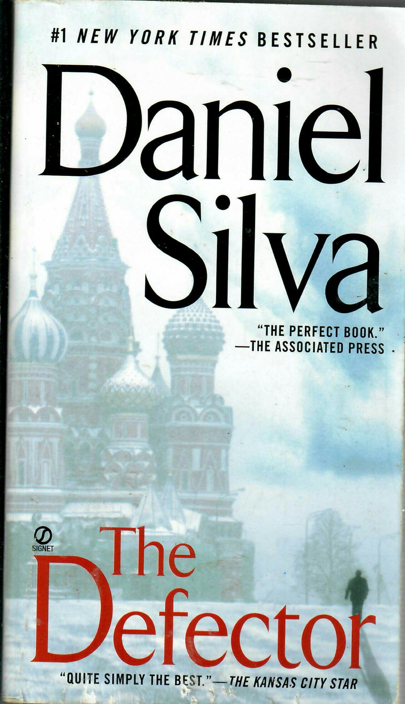 THE DEFECTOR by Daniel Silva 7.99 Daniel silva, Daniel