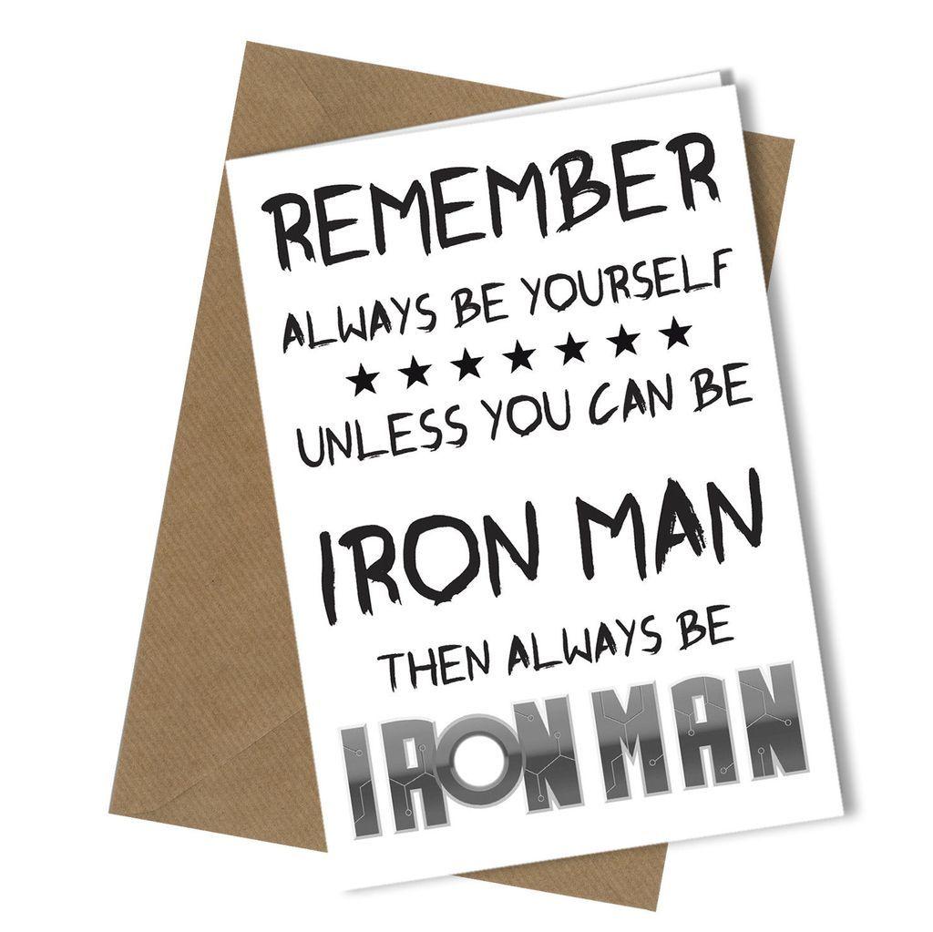 #388 Iron Man