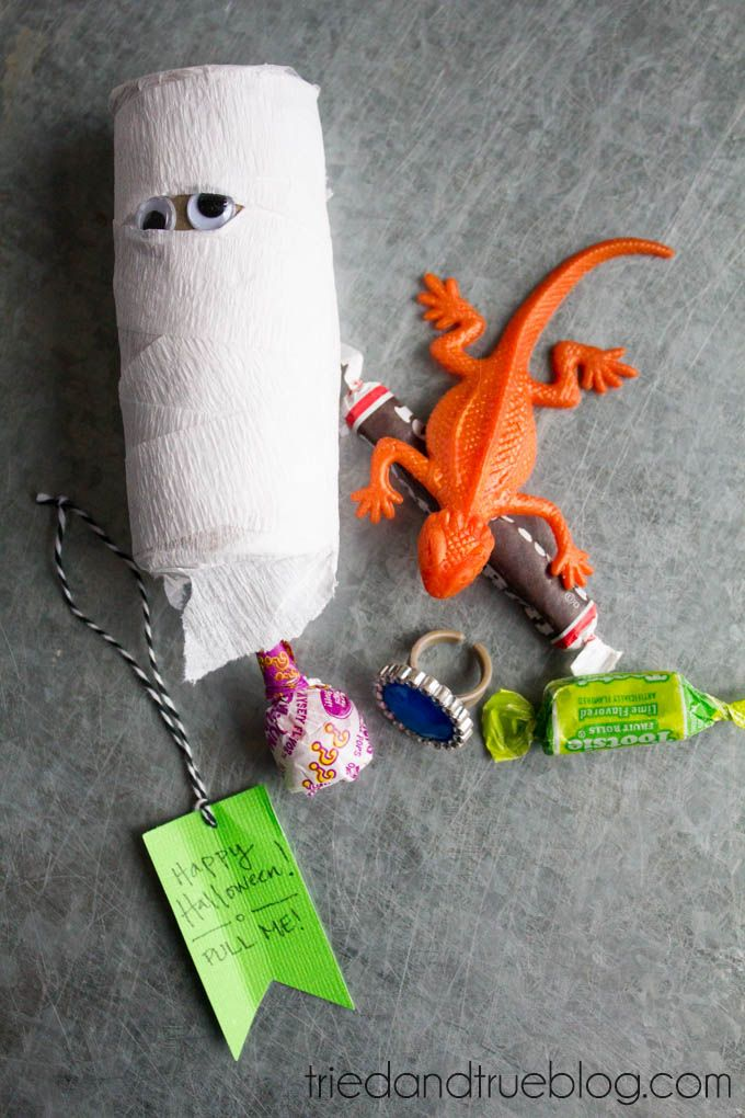 Halloween Kids Craft Mummy Piñata Mini pinatas, DIY Halloween and - halloween kids craft ideas