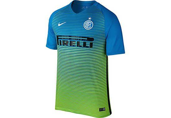 b794123e20b 2016 17 Nike Inter Milan 3rd Jersey. Buy it from SoccerPro! Forza  Nerazzurri!
