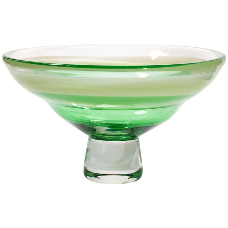 Large Glass Decorative Bowls Unique Large Modern Glass Bowlfloris Meydam Leerdam Unica 1977 2018