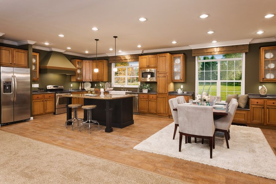 Home Norris Home Building Facility Norris Mobile Home Kitchens Clayton Homes Mobile Home Floor Plans