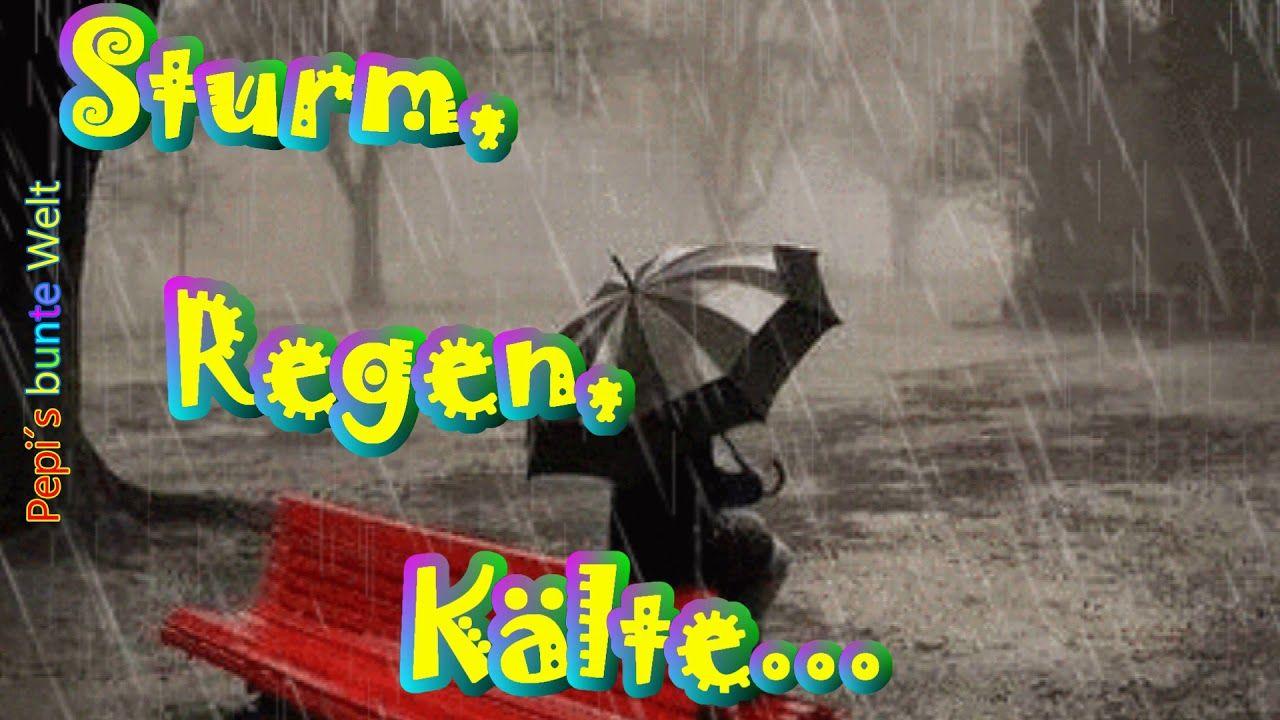 Sturm Und Regen Bilder Lustig