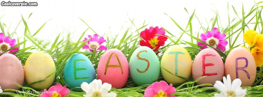Facebook Happy Easter Cover Photo Fb Timeline Easter Cover Photos Happy Easter Pictures Easter Wishes