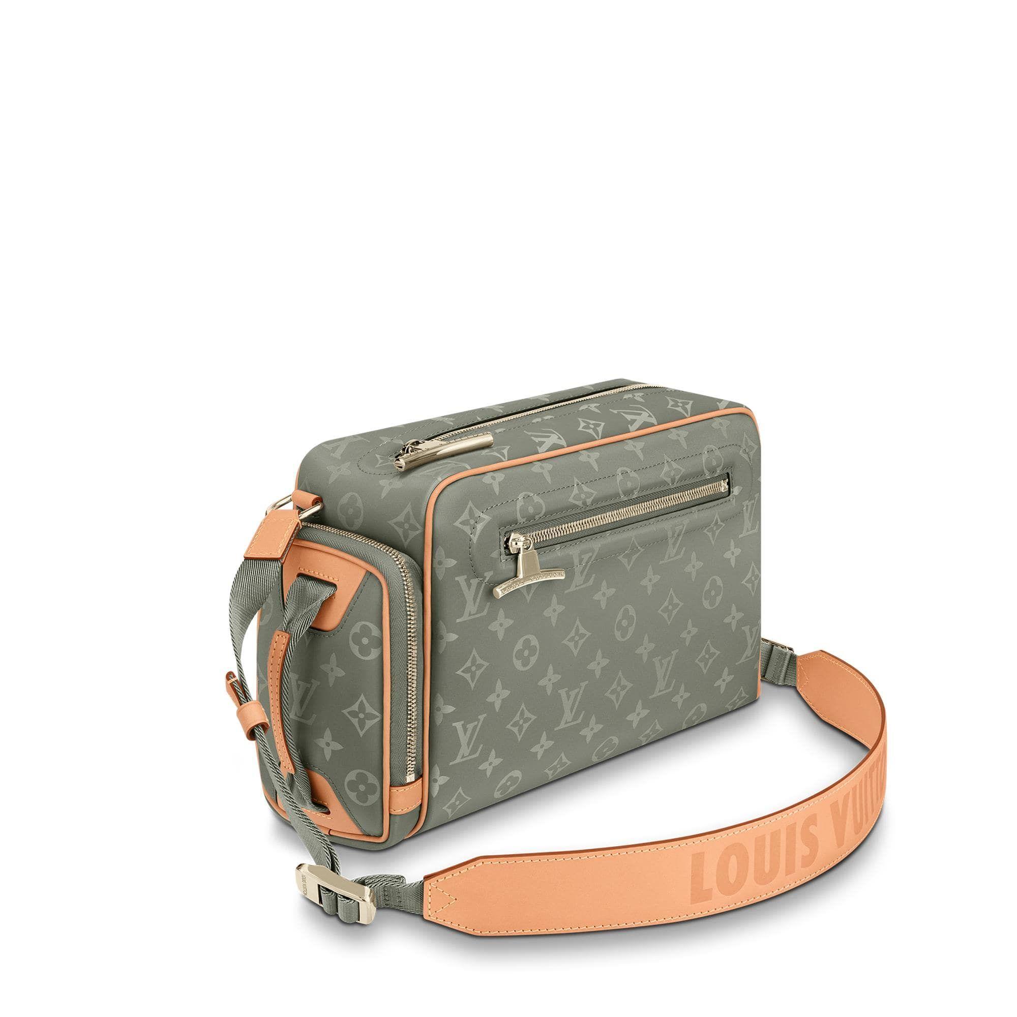 Camera Bag Monogram Titanium Men S Bags Louis Vuitton Camera Bag Bags Louis Vuitton