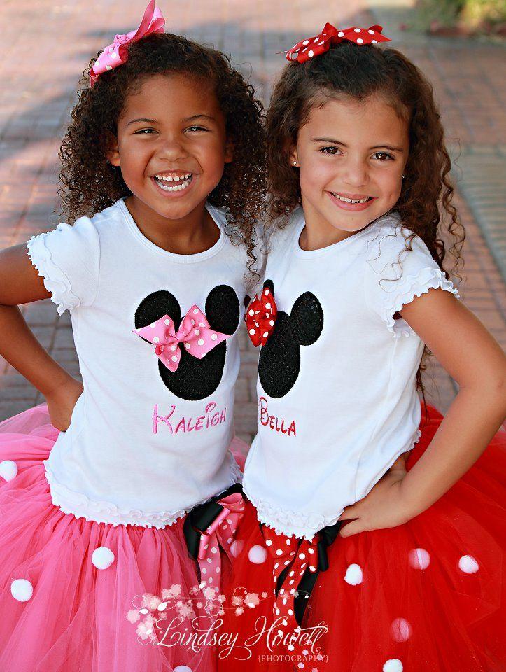 Minnie Mouse Polka Dot Tutu Set-minnie, mouse, tutu, birthday, disney