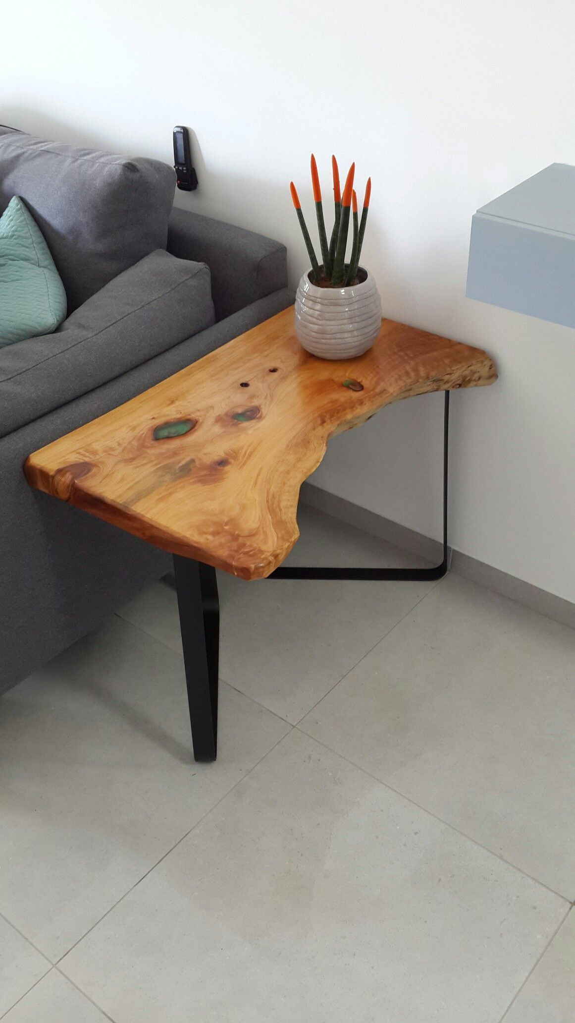 wood table diy coffee table