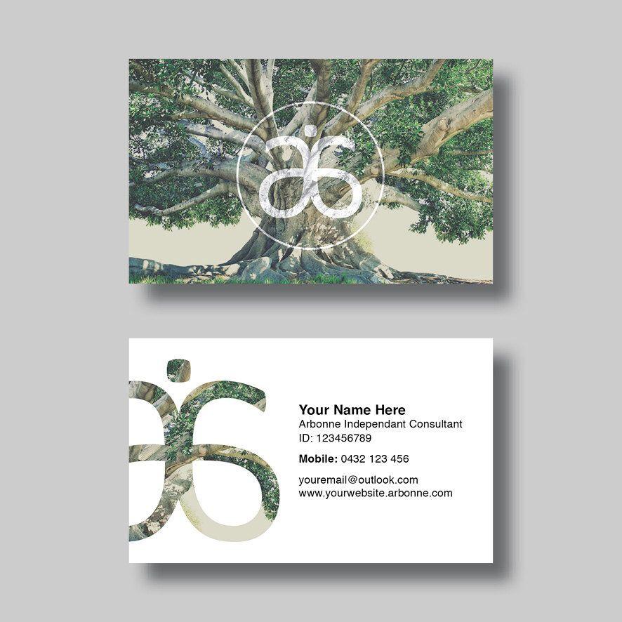 Arbonne Business Card Life Digital Design Arbonne Business Cards Marketing Business Card Business Card Design