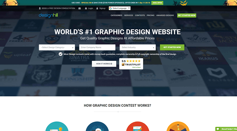 Vote for Contests Website Freelancer