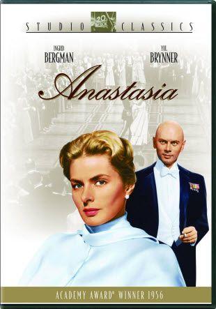 Anastasia (1956) Movie Reviews. Cast: Ingrid Bergman, Yul Brynner