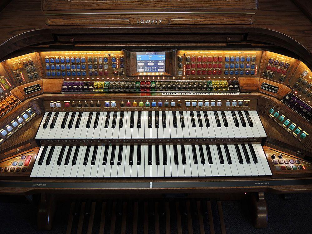 Details about Lowrey Prestige Organ | Lowrey Organs