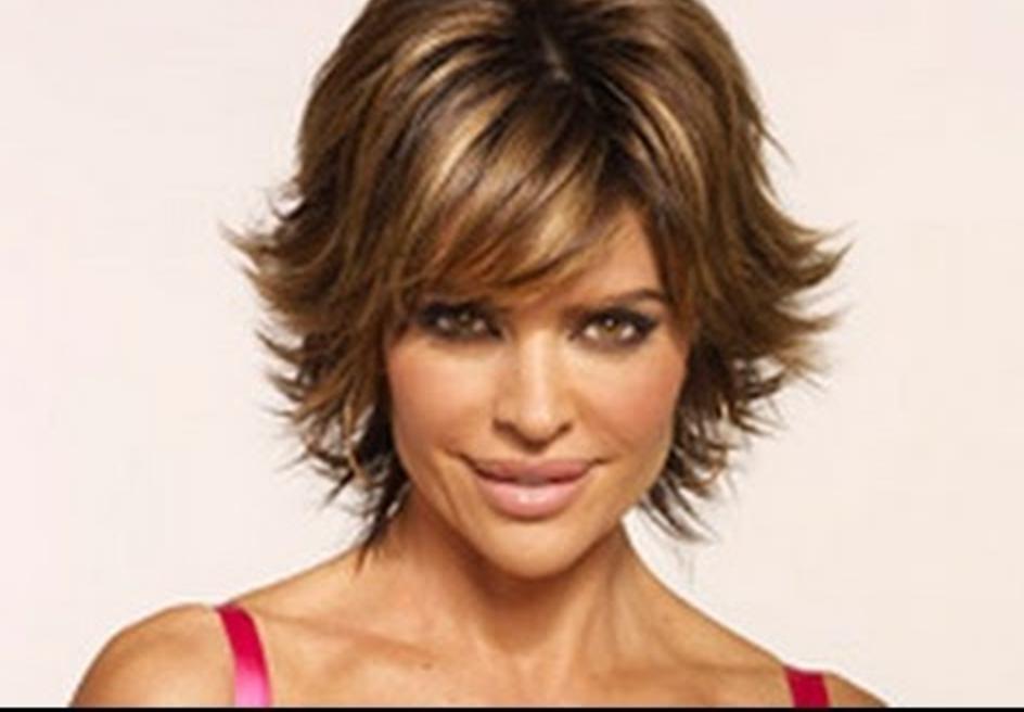 Lisa Rinna Hairstyle Hair Pinterest Lisa Rinna Hair Style And
