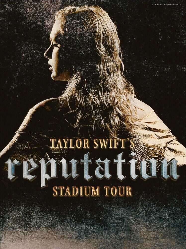 Pin by Tim Beard on Taylor Swift , Reputation Stadium Tour