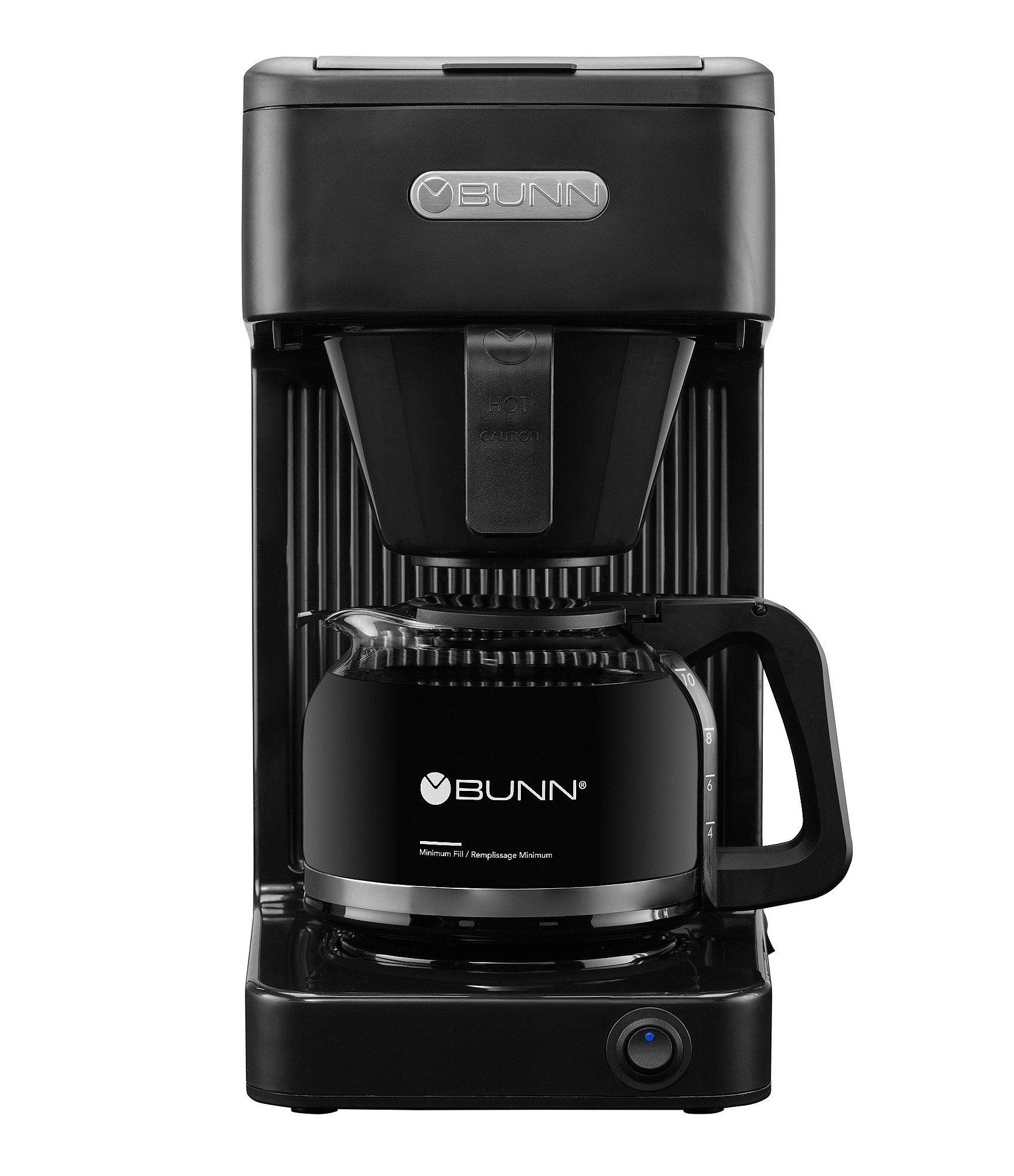 Bunn Speed Brew Select Black Coffee Maker In 2020 Coffee Maker