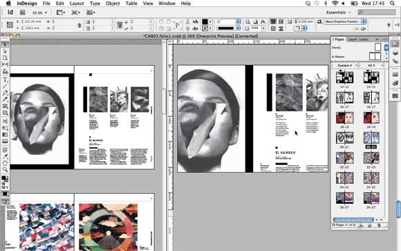 indesign tutorial magazine layout cs6 crack