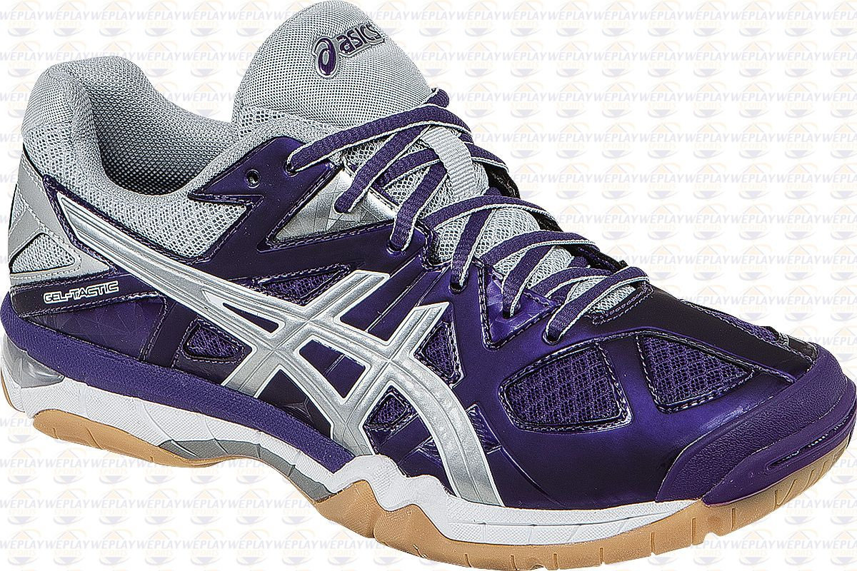 Asics Gel Tactic Womens Volleyball Shoes Purple Volleyball Shoes Best Volleyball Shoes Women Volleyball