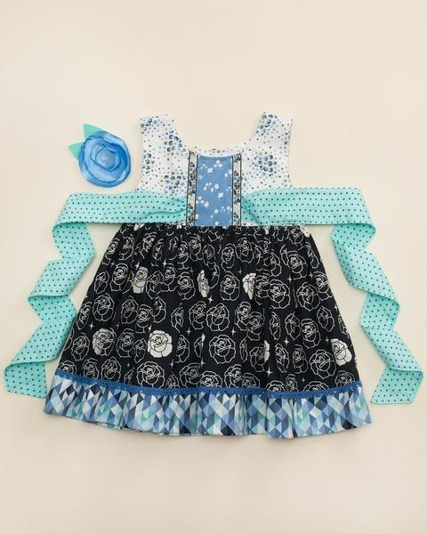 Starla Fancy Shasta Dress
