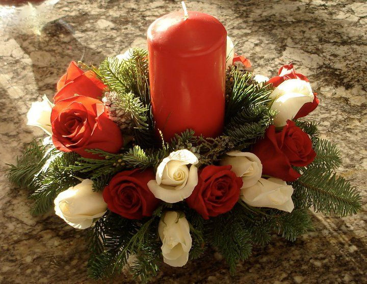 Getting your flowers ready for the holidays