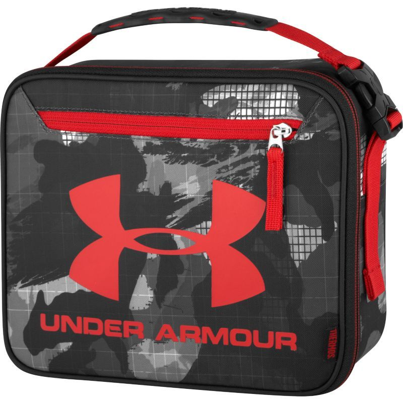 Under Armour Boys Lunch Box Black In 2019