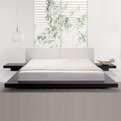 Coalville Upholstered Platform Bed With Images Platform Bed