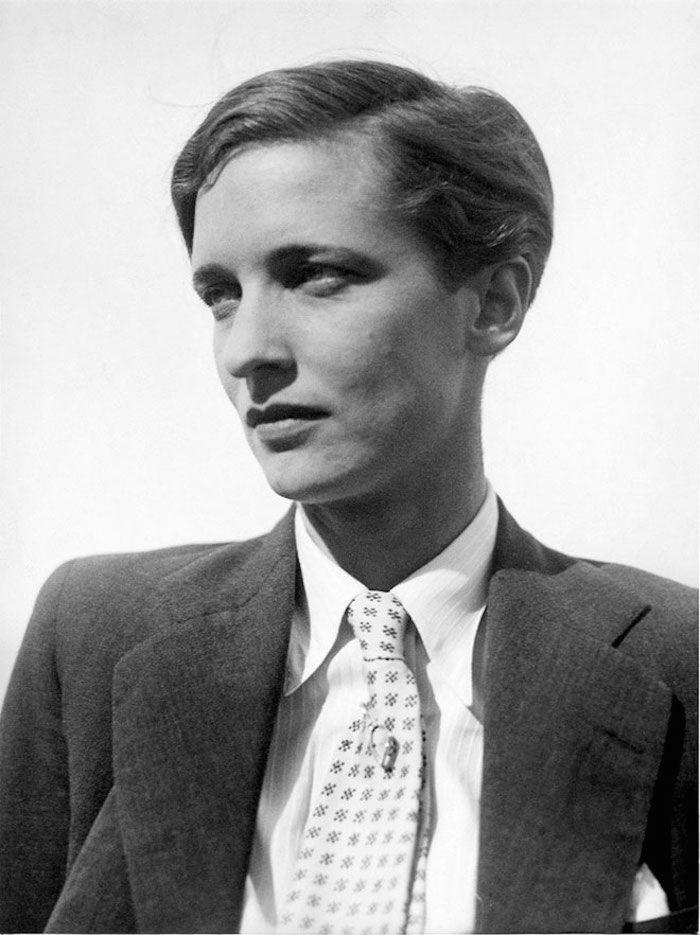 Annemarie Schwarzenbach by Marianne Breslauer