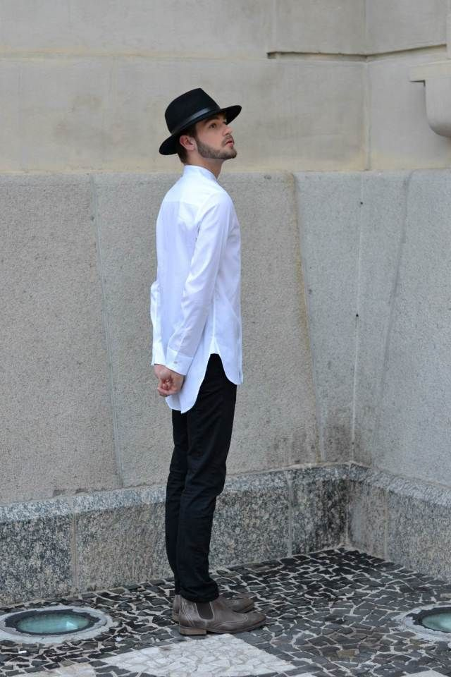ootd, style, fashion, look do dia, moda masculina, blazer, cabelo masculino, chelsea boots, botas, chelsea, chapéu, hat
