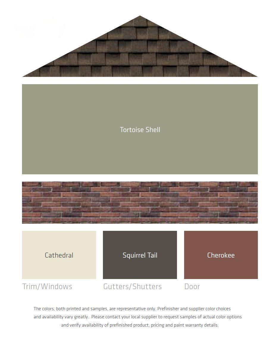 Lp Fresh Color Palettes For Brown Roof Brick Exterior Paint Colors For House House Paint Exterior Exterior House Paint Color Combinations