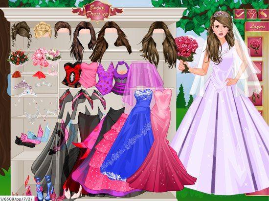 Juegos de la vestir