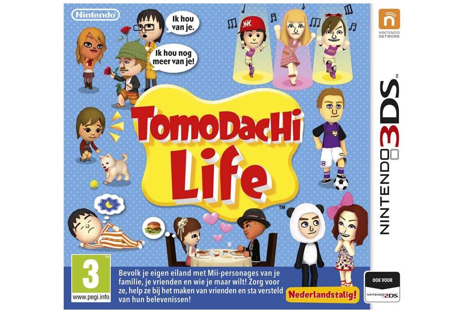 Dating Tomodachi liv