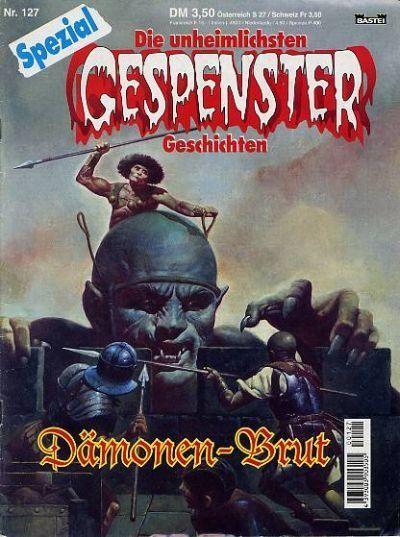 Gespenster Geschichten Spezial #127 - Damonen-Brut