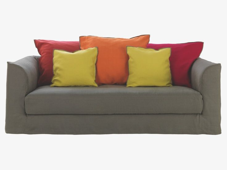 4 Colors On A Grey Couch Sofa Colourful Cushions Living Room Color