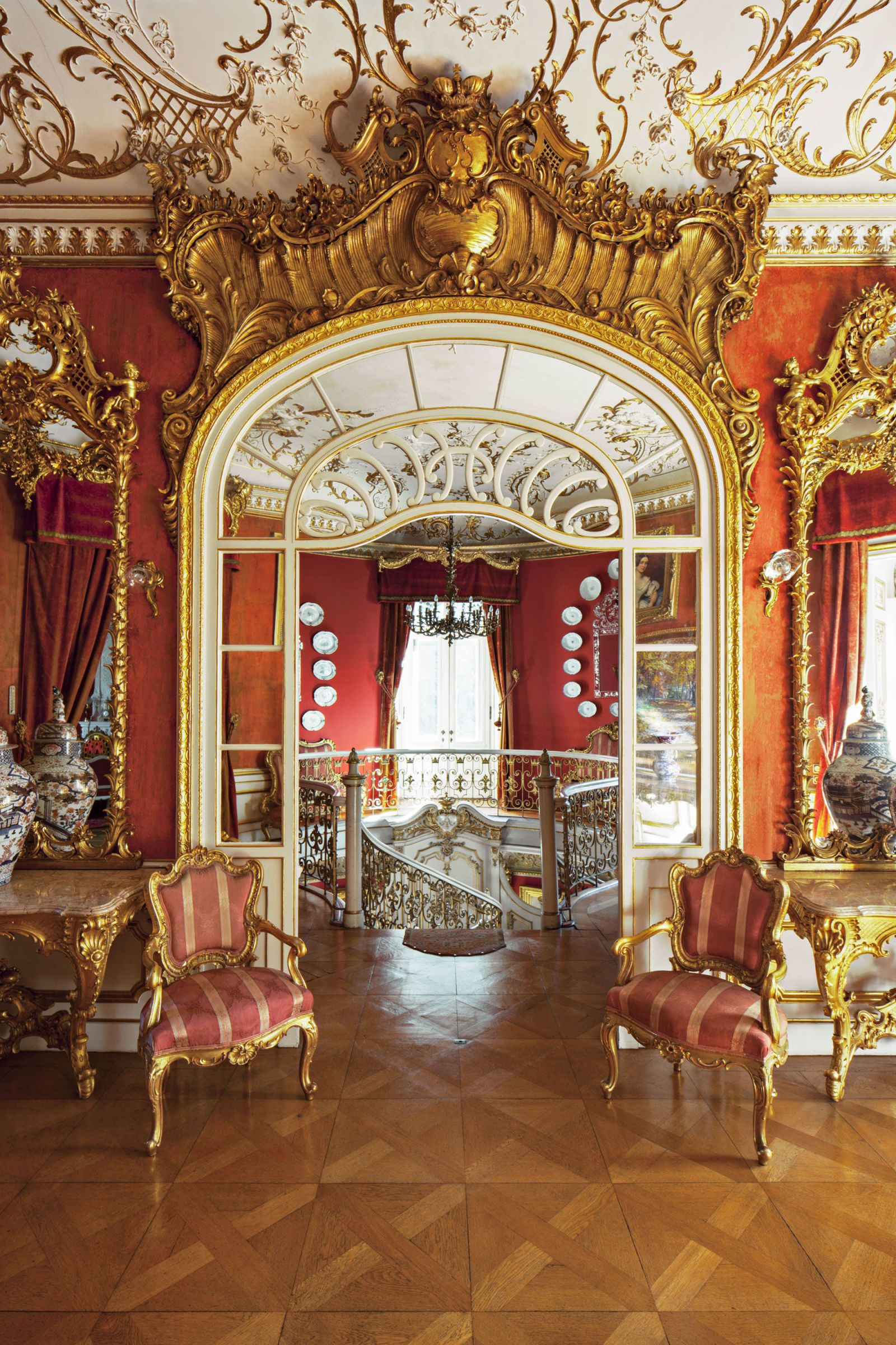The Punk Princess Who Restored The Palace At Regensburg Home