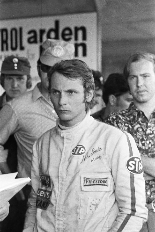 Niki Lauda INTJ - while watching Rush I told my husband he's a carbon copy of Niki Lauda. I go to research his type..turns out he's an intj also, go figure.