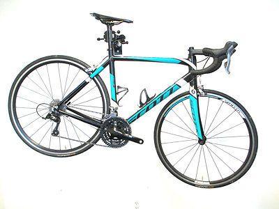 2015 Scott Contessa Speedster 45 Road Bike - Medium 53 - Women ...