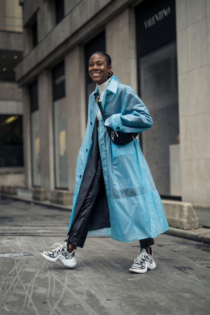 NYLON · Paris Fashion Week Street Style 3 ° giorno: Keep It Colourful