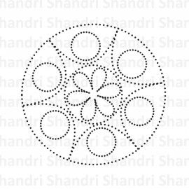 Mandala | Dot Painting/Patterns Designs | Mandala, Mandala