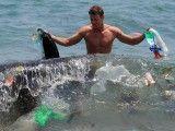 Müll in Donau: Mehr Plastik als Fisch - SPIEGEL ONLINE
