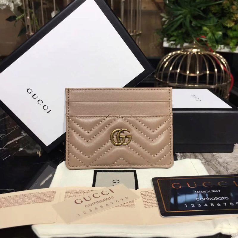 Gucci Card Holder Counter Quality Replica Bag
