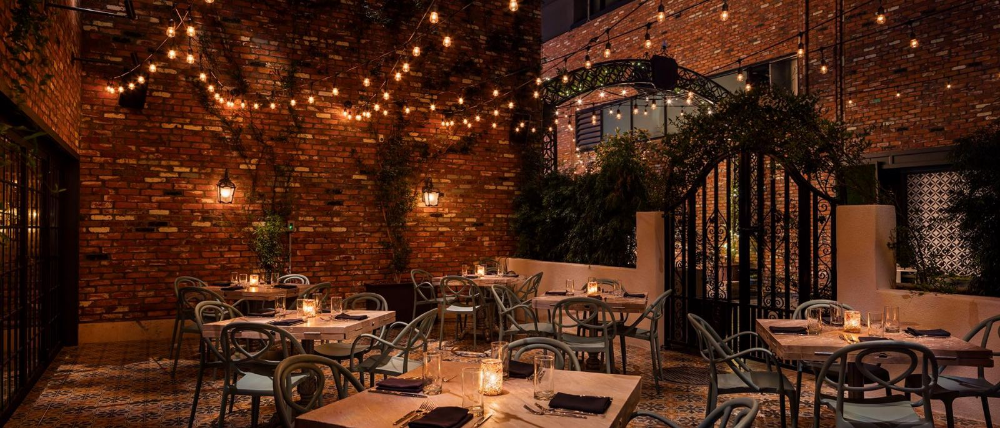 The Most Romantic Restaurants in Los Angeles Discover