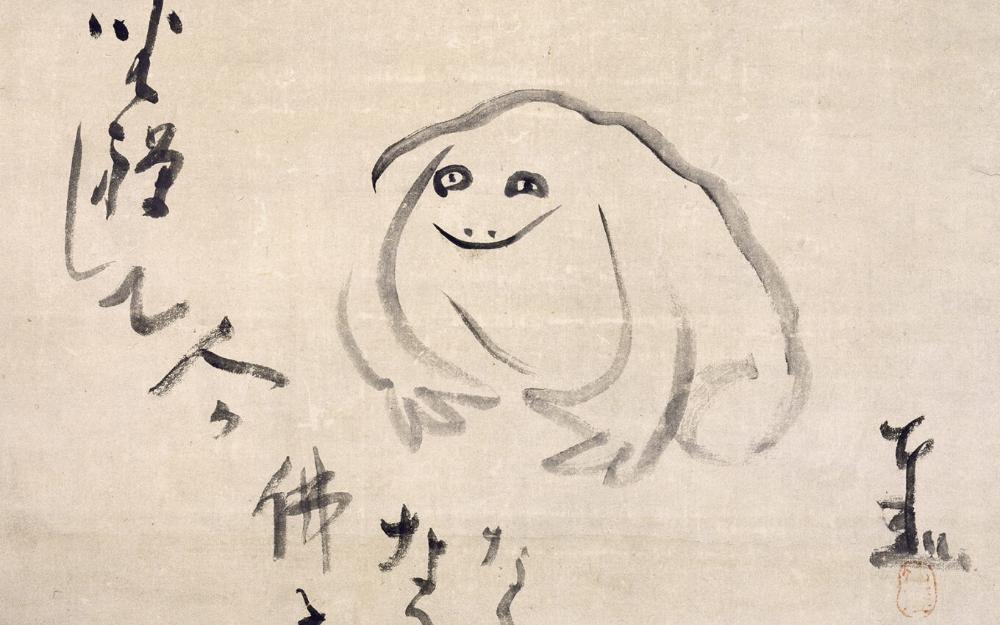 Zen Master Sengai (1750–1837)